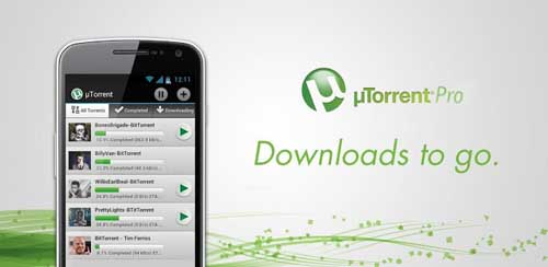 µTorrent® Pr دانلود نرم افزار تورنت uTorrent Pro – Torrent App 3.5 اندروید
