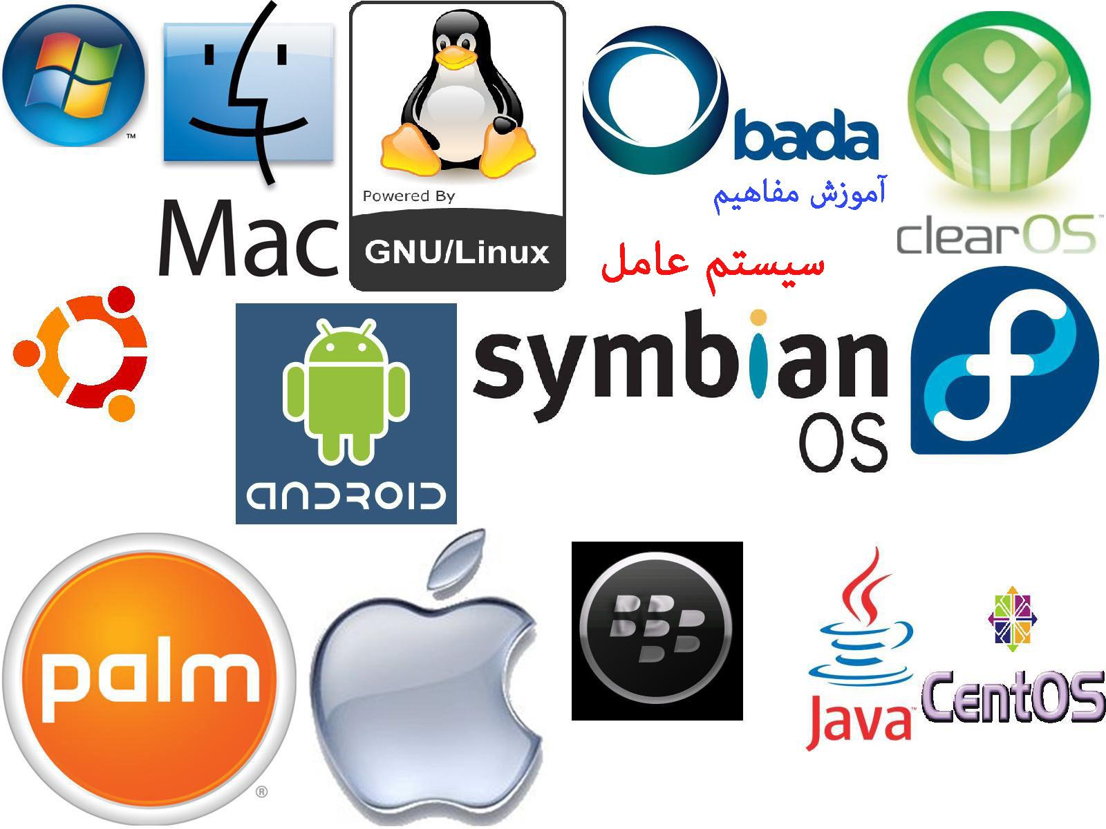 سیستم عامل دانلود جزوه مفاهیم پایه سیستم عامل