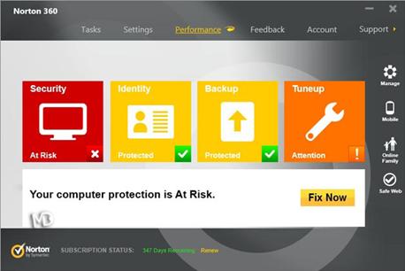 نورتون2 دانلود Norton 360 2014 v21.1 آنتی ویروس بسیار قدرتمند نورتون