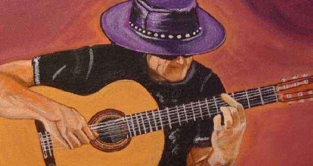 گیتار فلامنکو2 دانلود بهترین آثار موسیقی بی کلام گیتار فلامنکو Flamenco Guitar