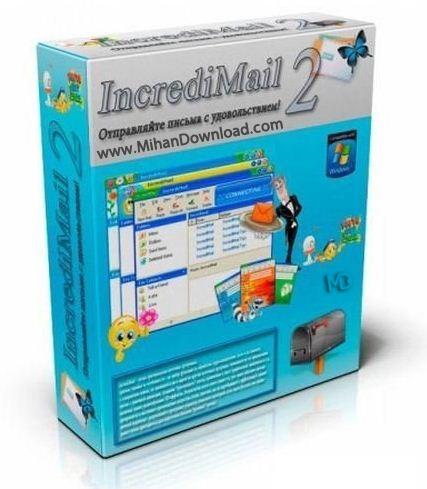 02 دانلود IncrediMail Plus 2 5 v6 6 0 Build 5273 Final نرم افزار ارسال و دریافت ایمیل