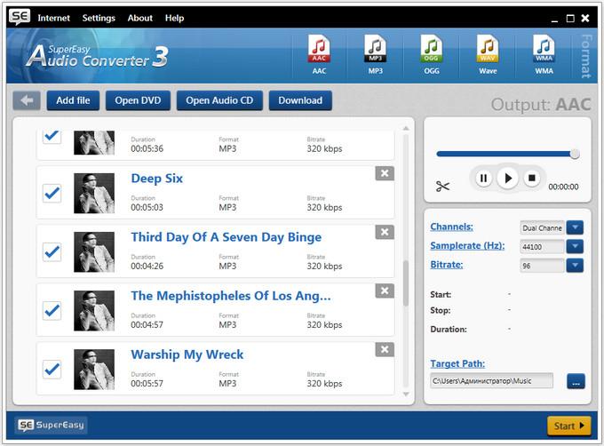 0K6CZKsHUaIDTWyApiBe5p3TgLqCvxfw دانلود SuperEasy Audio Converter 3.0.5224 نرم افزار مبدل فایل های صوتی