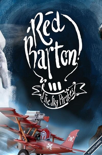 1 1 3 دانلود Red Barton and The Sky Pirates بازی دزدان دریایی اسمانی برای کامپیوتر