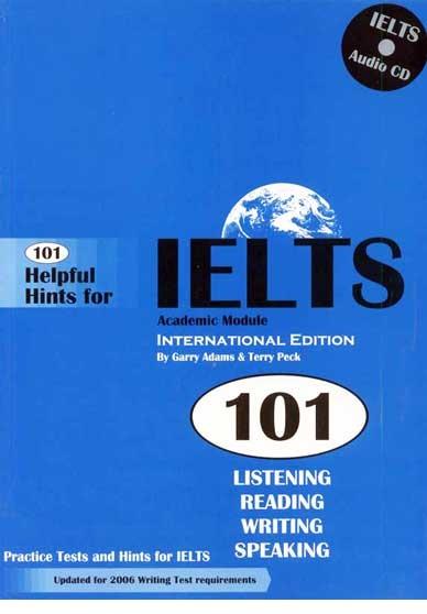 101IELTS دانلود کتاب ۱۰۱ ترفند مهم برای قبولی امتحان ایلتس