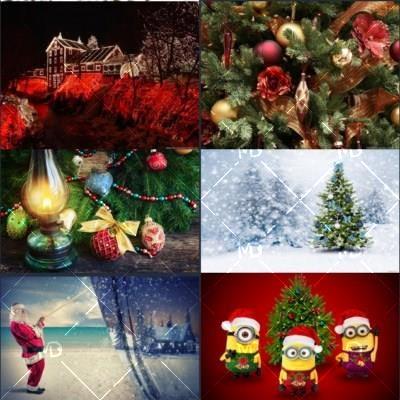 1212 دانلود 553 عکس با موضوع کریسمس 2015