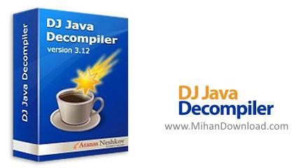 1315220928 dj java decompiler دانلود DJ Java Decompiler نرم افزار استخراج کدهای سورس از فایل های کامپایل شده به زبان جاوا