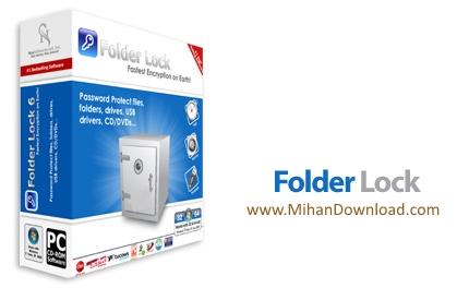 1318146797 folder lock دانلود Folder Lock نرم افزار قفل گذاری بر روی پوشه و فایل