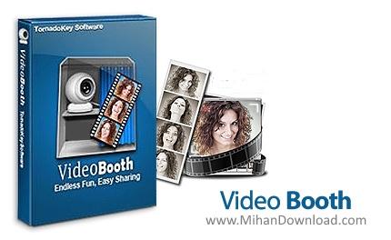 1330242618 video booth pro دانلود Video Booth Pro نرم افزار افکت برای وب کم