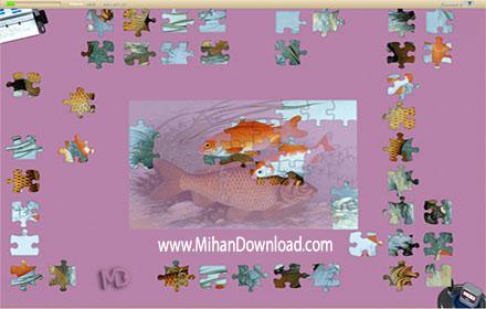 134 دانلود بازی پازل Lovely Puzzle برای کامپیوتر
