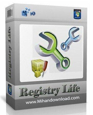 1349536610 registry life 1.4.0 dc 06.10 دانلود Registry Life 1.63 ریجستری لیف نرم افزار بهینه سازی