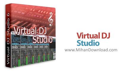 1367393963 virtual dj studio دانلود Virtual DJ Studio نرم افزار میکس آهنگ