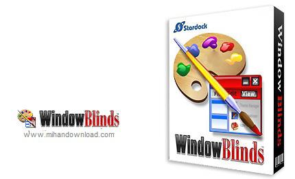 1372759565 windowblinds 22 دانلود Stardock WindowBlinds v10.62 نرم افزار زیبا سازی محیط  ویندوز