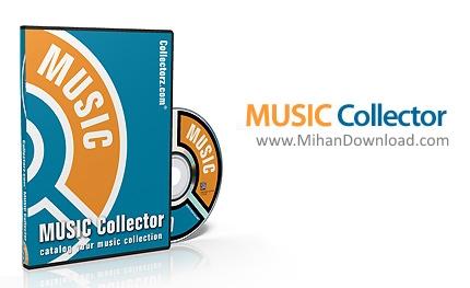 1375082836 music collector pro دانلود Music Collector Pro نرم افزار سازماندهی و ساخت فهرست از موزیک ها