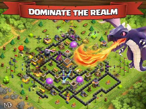 1380572069 v6clash of clans دانلود بازی استراتژیکی Clash of Clans   اندروید