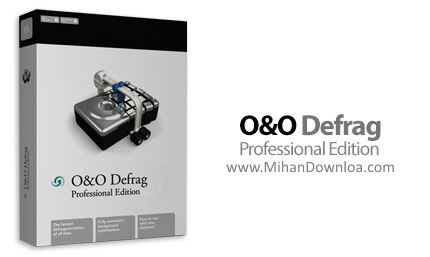 1381042637 oo defrag professional edition دانلود O&O Defrag Professional Edition نرم افزار دفرگ و یکپارچه سازی پیشرفته