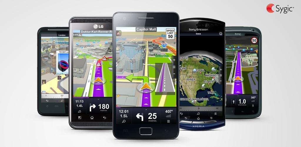 1390377494 sygic gps navigation دانلود نرم افزار مسیریاب سایجیک برای آندروید Sygic: GPS Navigation 16.4.6 + دیتا