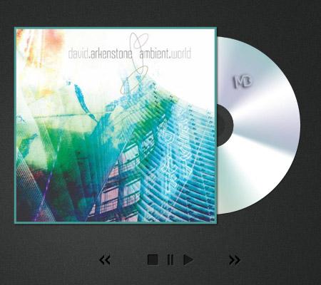 13912 آلبوم دنیای آمبینت   دیوید آرکنستون
