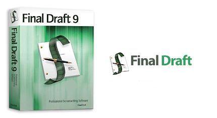 1391245453 final draft 1 دانلود Final Draft نرم افزار نمایش نامه نویسی
