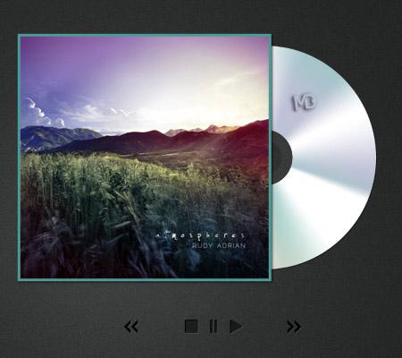 13934 آلبوم اتمسفر   رودی آدریان