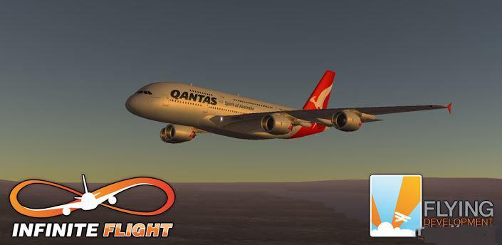 1394713982 infinite flight simulator دانلود بازی Infinite Flight Simulator v16.12.0  شبیه ساز پرواز برای آندروید  + مود