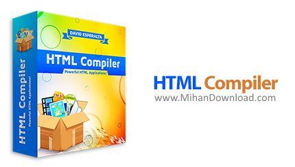 1401622150 html compiler دانلود HTML Compiler نرم افزار تبدیل صفحات وب به فایل های اجرایی