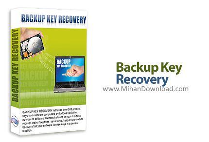 1410684555 backup key recovery دانلود Backup Key Recovery نرم افزار پشتیبان گیری و ریکاوری شماره سریال نرم افزار ها