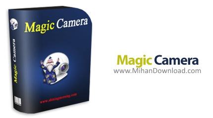 1417351827 magic camera دانلود Magic Camera نرم افزار افزودن افکت به تصاویر وب کم