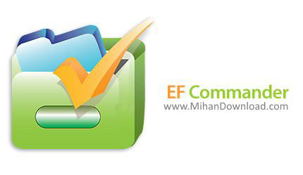 1419234042 ef commander دانلود EF Commander v11.91 نرم افزار فایل منیجر در ویندوز