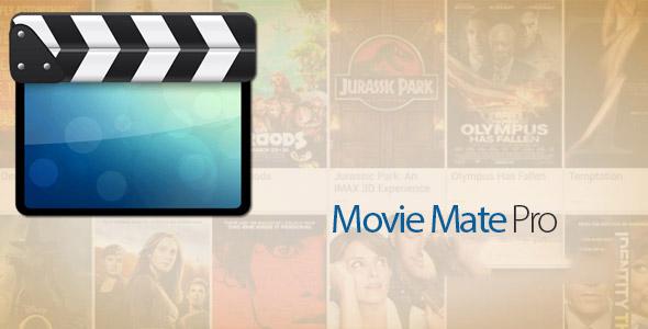 1420499044 movie mate pro دانلود نرم افزار اطلاعات و نقد فیلم ها برای آندروید Movie Mate Pro 6.4.0