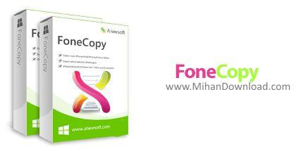 1423732384 fonecopy دانلود Aiseesoft FoneCopy نرم افزار انتقال اطلاعات بین دو گوشی