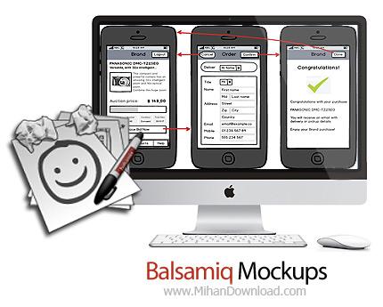 1427284715 template4 دانلود Balsamiq Mockups نرم افزار طراحی رابط کاربری