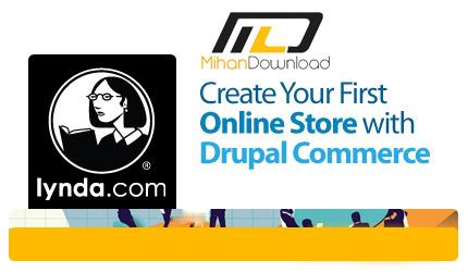 1430632937 lynda create your first online store with drupal commerce دانلود فیلم آموزش ساخت فروشگاه آنلاین با دروپال کامرس