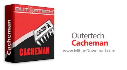 1439874324 chachman1 دانلود Outertech Cacheman نرم افزار افزایش سرعت سیستم