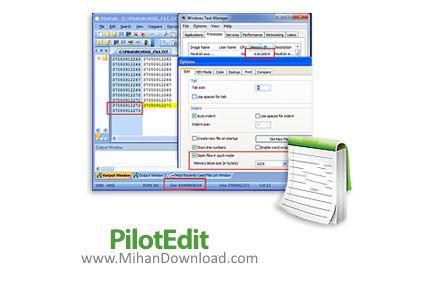 1440566474 pilotedit دانلود PilotEdit نرم افزار ادیت فایل های FTP