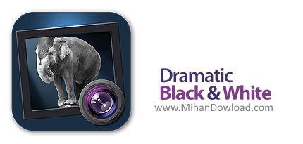 1443527460 dramatic black and white دانلود Dramatic Black and White نرم افزار ساخت تصاویر سیاه و سفید