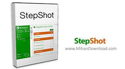 1443934131 stepshot 3.5.23.1300 png دانلود StepShot نرم افزار عکس برداری و ساخت آموزش های تصویری