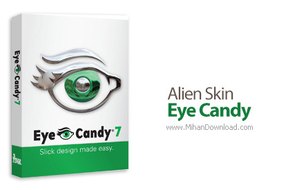 1451458184 alien skin eye candy دانلود پلاگین فیلترگذاری روی عکس