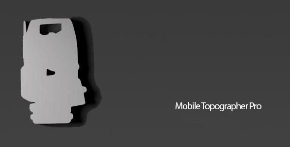 1457748253 mobile topographer pro دانلود نرم افزار نقشه برداری برای آندروید Mobile Topographer Pro 11.0.0