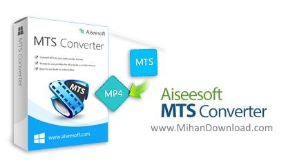 1457962244 aiseesoft mts converter دانلود Aiseesoft MTS Converter نرم افزار تبدیل فرمت ویدیویی MTS