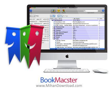 1466599785 bookmacster 3 دانلود BookMacster نرم افزار مدیریت بوکمارک در مک