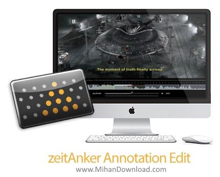 1467462273 zeitanker annotation edit3 دانلود zeitAnker Annotation Edit نرم افزار ساخت زیرنویس در مک
