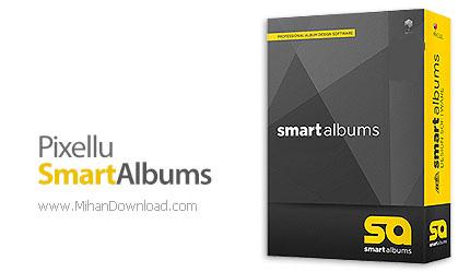 1468667366 pixellu smartalbums 1 دانلود نرم افزار ساخت آلبوم برای عکس ها