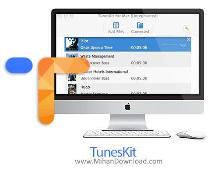1468683934 tuneskit e3 دانلود TunesKit نرم افزار تبدیل گر فایل های ویدیویی آیتونز