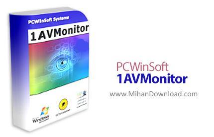 1468926435 pcwinsoft 1avmonitor دانلود PCWinSoft 1AVMonitor نرم افزار مدیریت وب کم