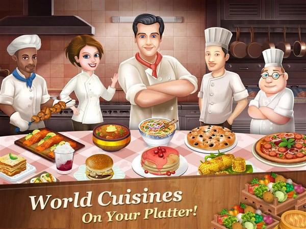 1470831394 Star Chef 2 دانلود بازی Star Chef 2.11 مدیریت رستوران برای آندروید + مود