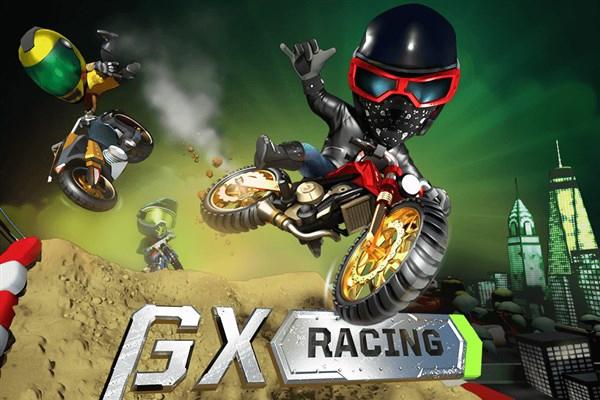 1471199403 GX Racing cover دانلود بازی GX Racing 1.0.40 موتور سواری برای آندروید  + مود