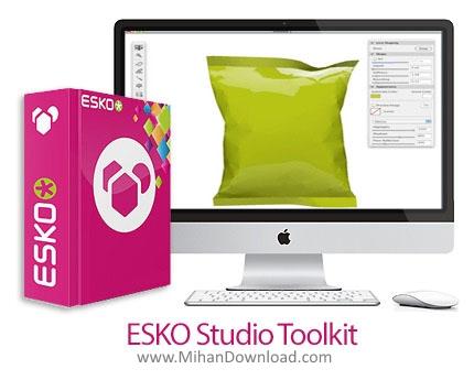 1476979258 esko studio toolkit3 دانلود ESKO Studio Toolkit نرم افزار طراحی بسته بندی به صورت سه بعدی