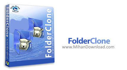 1478426124 folderclone دانلود FolderClone نرم افزار پشتیبان گیری از فایل و پوشه ها