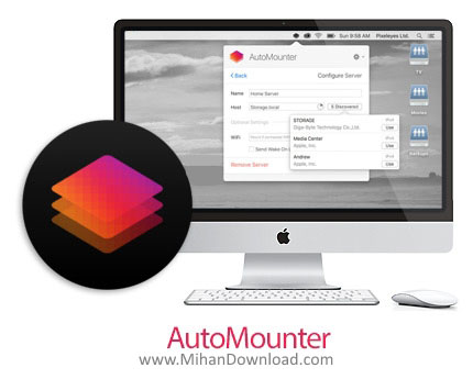 1481210164 automounter 3 دانلود AutoMounter نرم افزار اتصال به سرور در مک