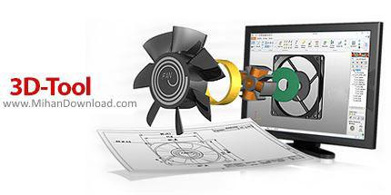 1483441200 3d tool دانلود 3D Tool v12.20 Premium نرم افزار تبدیل فرمت های CAD